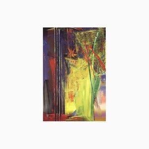 Litografía offset Victoria II de Gerhard Richter, 2003
