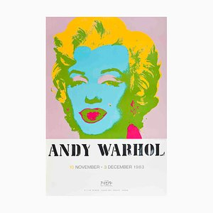 Marilyn Monroe by Andy Warhol, 1983