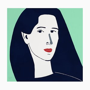 Diana Lincut by Alex Katz, 2014