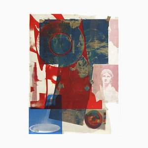 Quarry Offset Lithograph by Robert Rauschenberg, 1968