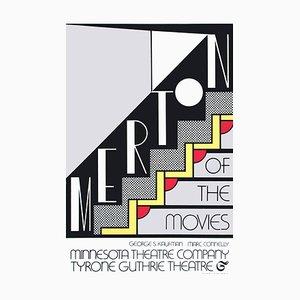 Impresión de lámina de Merton of the Movies según Roy Lichtenstein