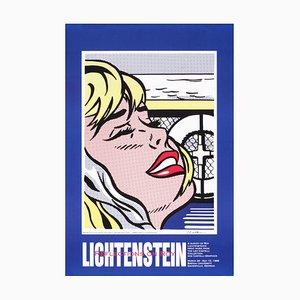 Litografía Shipboard Girl Offset de Roy Lichtenstein, 1955