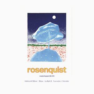 Delivery Hat Lithografie nach James Rosenquist, 1972