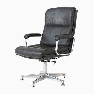 German Conference Chair with Tilting Mechanism from Drabert, 1970s