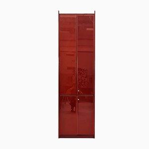 Red Highboard Cabinet by Kazuhide Takahama for B&B Italia, 1960s