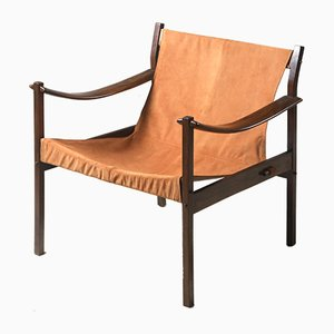 Mid-Century Modern Model 720 Armchairs by Jorge Zalszupin, Brazil, 1960s, Set of 2
