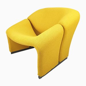 Model F580 Groovy Chair by Pierre Paulin for Artifort, 1960s