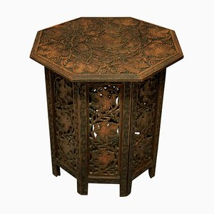 19th Century Folding Moorish Table