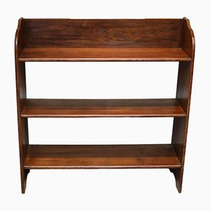 Oak Open Bookshelf, 1920s