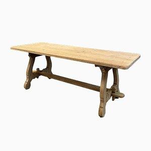 Spanish Oak Table, 1960s