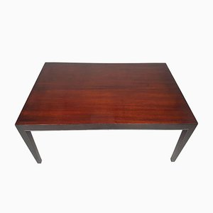 Mid-Century Danish Rosewood Coffee Table by Severin Hansen for Haslav
