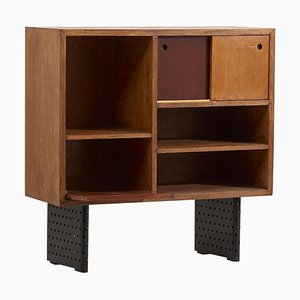 Cabinet by Escande Designed for University D' Antony, France, 1950s