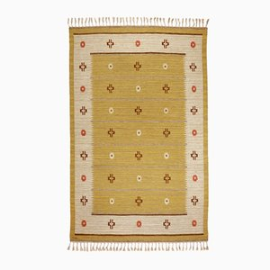 Schwedischer Vintage Teppich von Svensk Hemslöjd