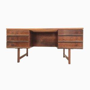 Mid-Century Schreibtisch aus Palisander von Kai Kristiansen, Denmark, 1960er