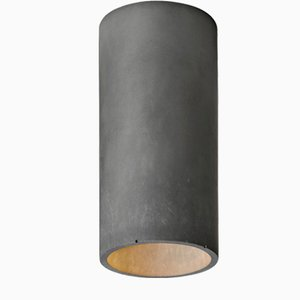 Cromia Ceiling Lamp 13 Cm in Dark Grey from Plato Design