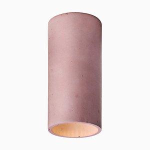 Cromia Ceiling Lamp 13 Cm in Burgundy from Plato Design