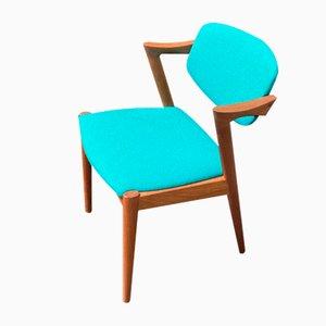 Mid-Century Side Chair by Kai Kristiansen