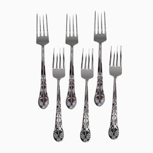 Asta Barocca Set by Alessandro Mendini for Alessi, Set of 12, 2011