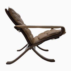 Chaise Pliante par Ingmar Relling pour Westnofa, 1960s