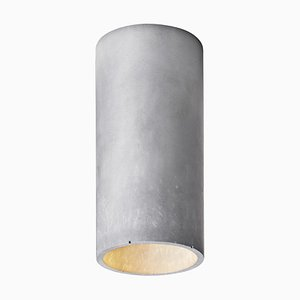 Cromia Ceiling Lamp 13 Cm in Grey from Plato Design