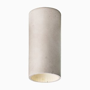 Cromia Ceiling Lamp 13 Cm in Dove Grey from Plato Design