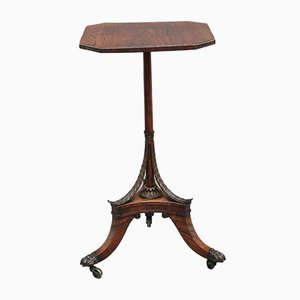 Early-19th Century Rosewood Occasional Table