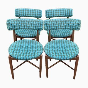 Dining Chairs by Victor Wilkins for G-Plan, 1970s, Set of 4