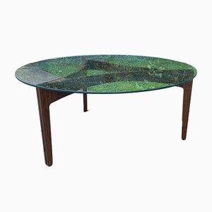 Rosewood Coffee Tables by Sven Ellekaer, 1960s, Set of 2