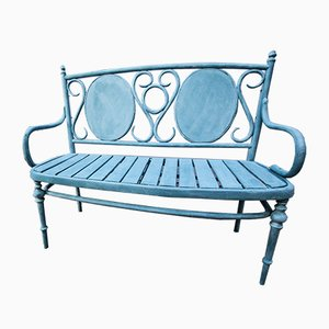 Antique Bench in the Style of Thonet