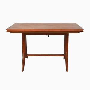 Scandinavian Teak Modular Dining Table from Wilhelm Renz, 1960s