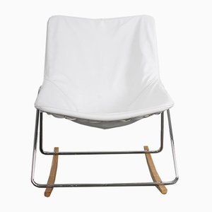 Mid-Century Rocking Chair by Pierre Guariche for Airborne