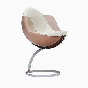 Französische Sphere Esszimmerstühle von Boris Tabacoff für Mobilier Modulaire Moderne, 1971, 5er Set