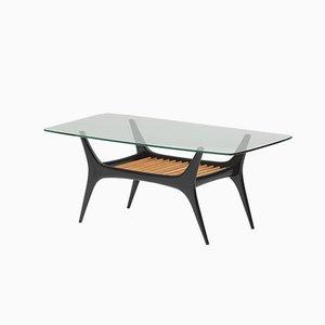 Table Basse Mid-Century par Alfred Hendrickx pour Belform, 1958
