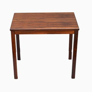 Small Vintage Danish Style Rosewood Coffee Table, 1960s