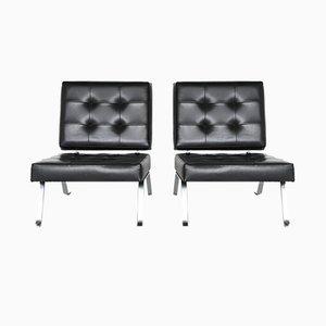 Modell AP60 Sessel von Hein Salomonson für AP Originals, Niederlande, 1960er, 2er Set