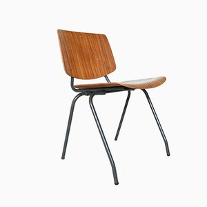 Model 305 Stacking Chair by Kho Liang Ie & Wim Crouwel for CAR Katwijk, the Netherlands, 1957