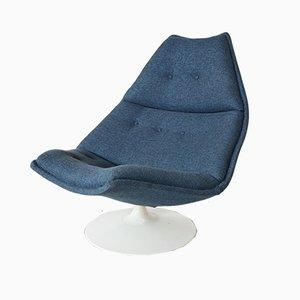 F588 Sessel von Geoffrey Harcourt für Artifort, Niederlande, 1967