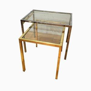 Tables Gigognes de Lancel, France, 1960s, Set de 2