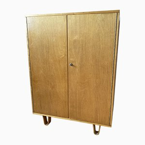 Mid-Century Modern Birch Cabinet by Cees Braakman for Pastoe, 1950s