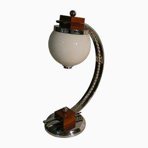 Skandinavische Tischlampe, 1970er