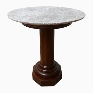 Late Vintage Marble Topped Centre Table