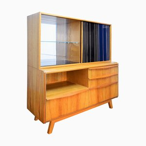 Sideboard Cabinet by Bohumil Landsman & Hubert Nepožitek for Jitona, 1960s