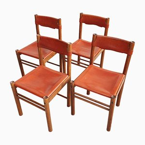 Vintage Ipso Facto Dining Chairs from Ibisco, 1972, Set of 6