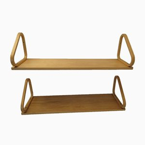 Wall Shelf by Alvar Aalto for Artek, 1964