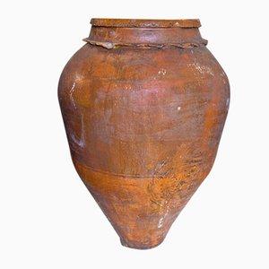 Urna turca de terracota, siglo XIX