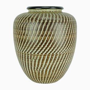Post Bauhaus Art Deco Model No. 27/30 Scratch Decor Vase from Dümler & Breiden