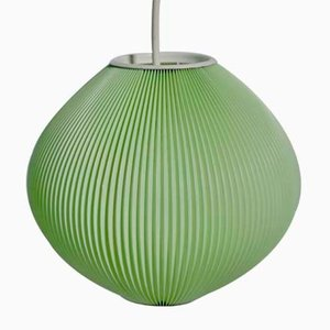 Mid-Century Ceiling Lamp in the Style of Jean Rispal