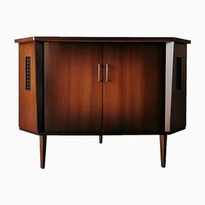 Mid-Century Audio Schrank, 1960er