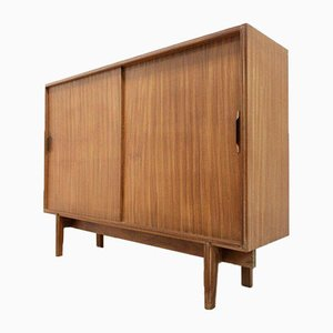 Mid-Century Teak Storage Console Bookcase by Robert Heritage for Beaver & Tapley