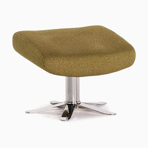 Green Fabric Stool from Joop!